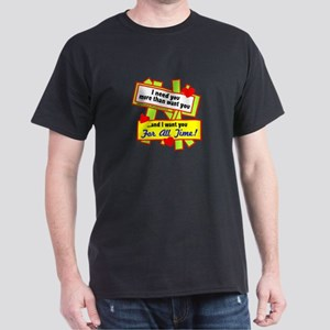 Want You For All Time-Glen Campbell T-Shirt