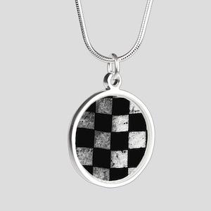 Checkered Flag Necklaces