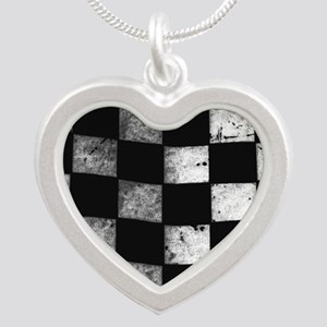 Checkered Flag Necklaces
