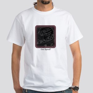 Got Speed? (Black and White) T-Shirt