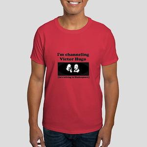Channeling Hugo Dark T-Shirt