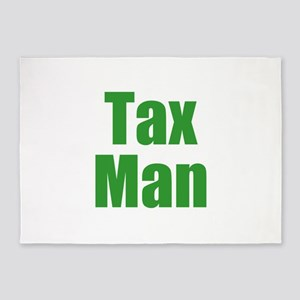 Tax Man 5'x7'Area Rug
