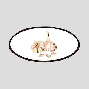Garlic Cloves Patches