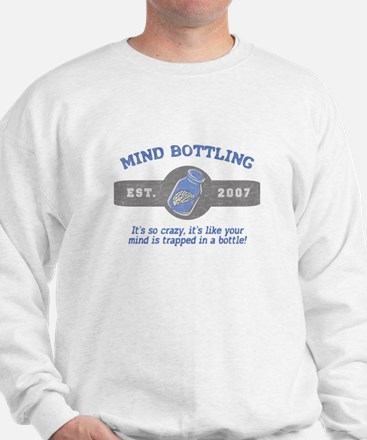 """""""That's Mind Bottling"""" Sweater"""