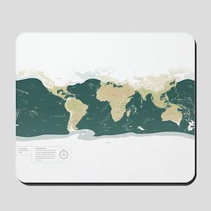 Earth: 75000 Years Ago Mousepad