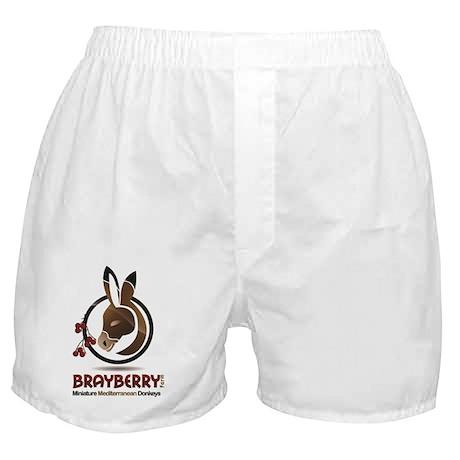 brayberry logo Boxer Shorts