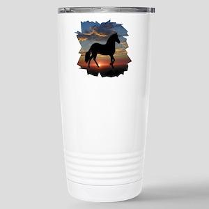 Paso Fino Sunset Mugs