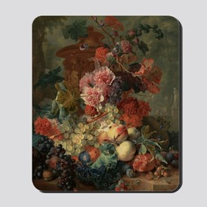 Still Life Fruit Mousepad