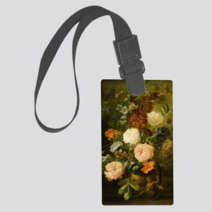 Still Life Painting - Vase of Fl Large Luggage Tag