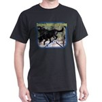 Success Begins With Trying Dark T-Shirt