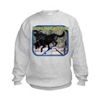 Success Begins With Trying Kids Sweatshirt