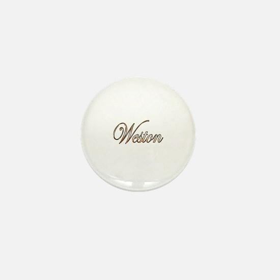 Cute Weston Mini Button