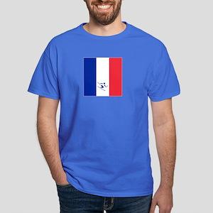 Team Alpine Skiing France Dark T-Shirt