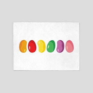 Jelly Beans 5'x7'Area Rug