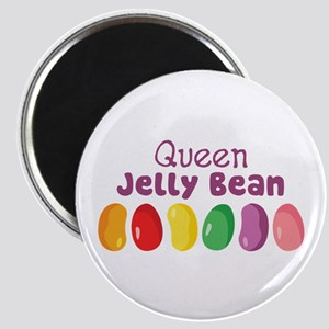 Queen Jelly Bean Magnets