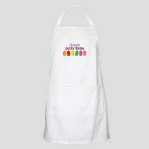 Queen Jelly Bean Apron