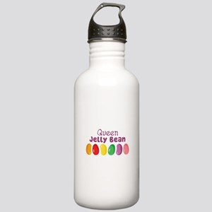 Queen Jelly Bean Water Bottle