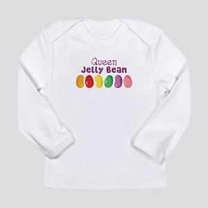 Queen Jelly Bean Long Sleeve T-Shirt