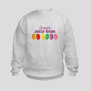 Queen Jelly Bean Sweatshirt