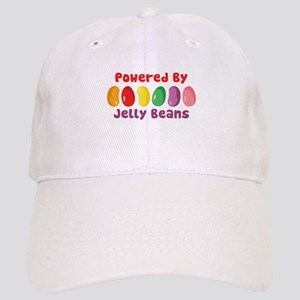 Powered By Jelly Beans Baseball Cap
