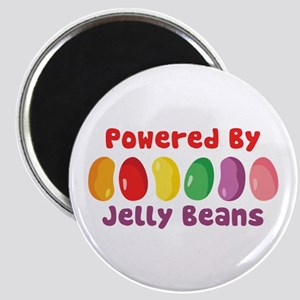 Powered By Jelly Beans Magnets