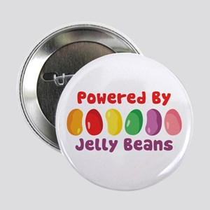 """Powered By Jelly Beans 2.25"""" Button"""