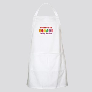 Powered By Jelly Beans Apron