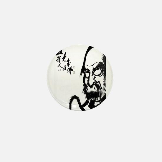 Daruma Mini Button
