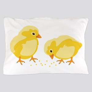 Baby Chicks Pillow Case