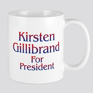 Kirsten Gillibrand for President Mugs