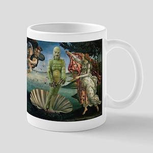 Birth of Creature Mugs