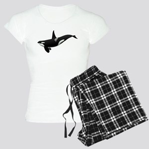 Killer (Orca) Whale Pajamas