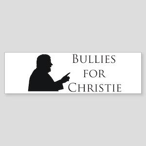 Bulliesforchristie Bumper Sticker