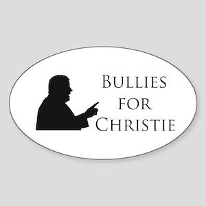 Bulliesforchristie Sticker