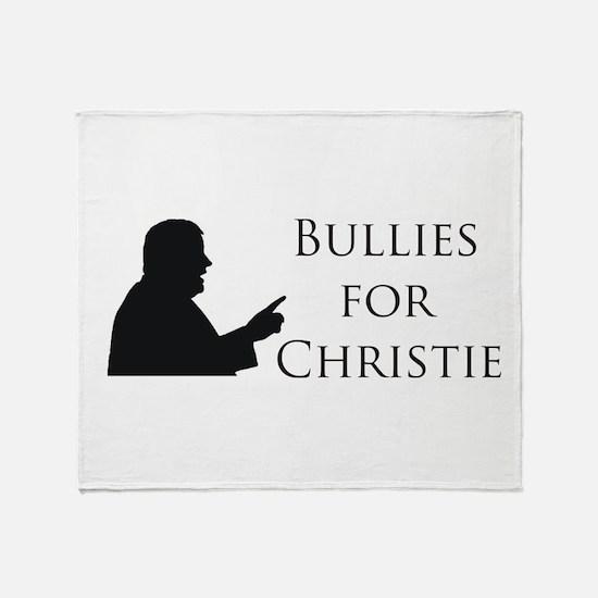Bulliesforchristie Throw Blanket