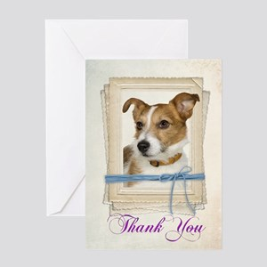 Jack Russell Thank You Cards