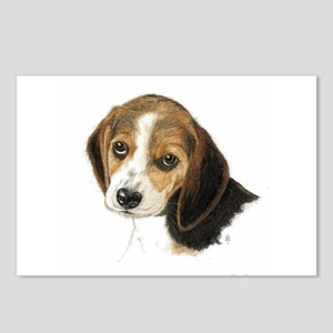 Lovely Beagle Postcards (Package of 8)