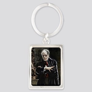 Phantom of the Opera Portrait Keychain