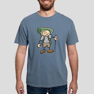 Happy Hiker Boy - Distr Women's Cap Sleeve T-Shirt