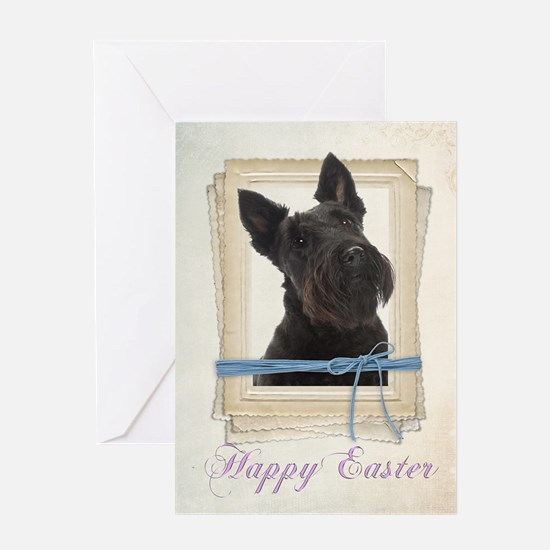 Scottie Easter Cards