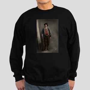Fully Restored Billy the Kid Color Sweatshirt (dar