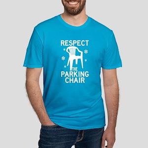 Respect The Parking Chair T-Shirt