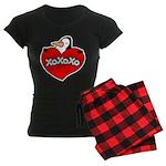 Penguin Lover Women's Dark Pajamas