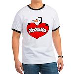 Penguin Lover Ringer T