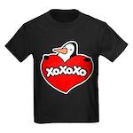 Penguin Lover Kids Dark T-Shirt
