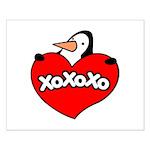 Penguin Lover Small Poster