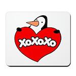 Penguin Lover Mousepad