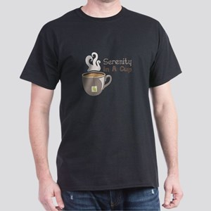 Serenity In A Cup T-Shirt