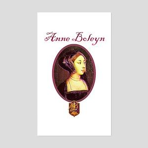 Anne Boleyn - Woman Rectangle Sticker