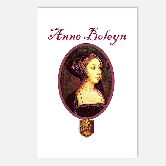 Anne Boleyn - Woman Postcards (Package of 8)